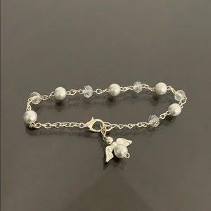 Girl's Rosary  Bracelet.